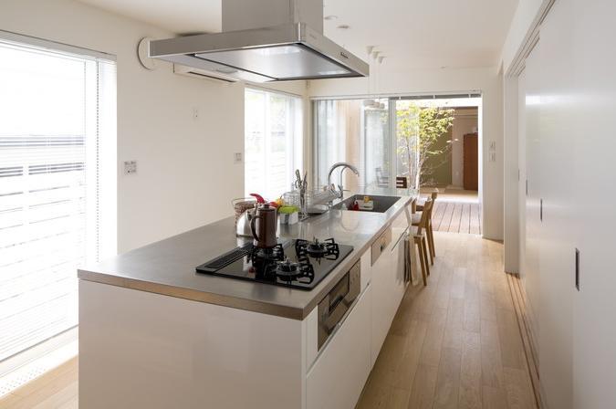 K HOUSEの部屋 キッチン