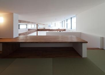 東区 アオダモの家の写真 畳スペース(撮影:車田写真事務所)