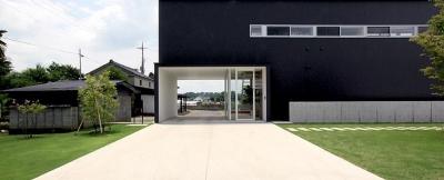 外観 (栃木県宇都宮市 House K - 太陽と風をつかまえる家 -)