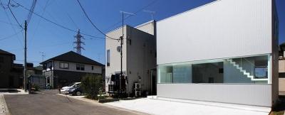 埼玉県鴻巣市 House T  - キリのキョリのイエ - (外観)