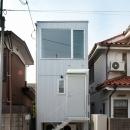 庄野健太郎の住宅事例「house 丁」