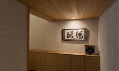JI-TEI (玄関)