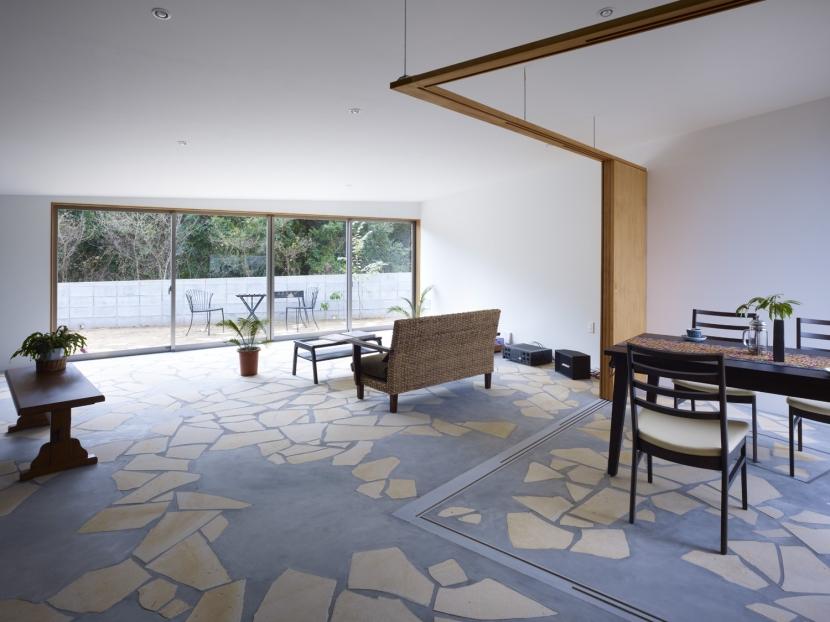 建築家:岡田公彦「九十九里の家」