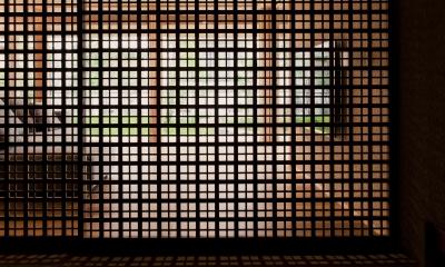 JI-TEI (玄関ホール)