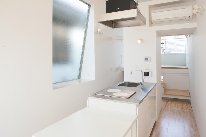house 丁の部屋 キッチン