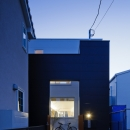 光と風を共有する家