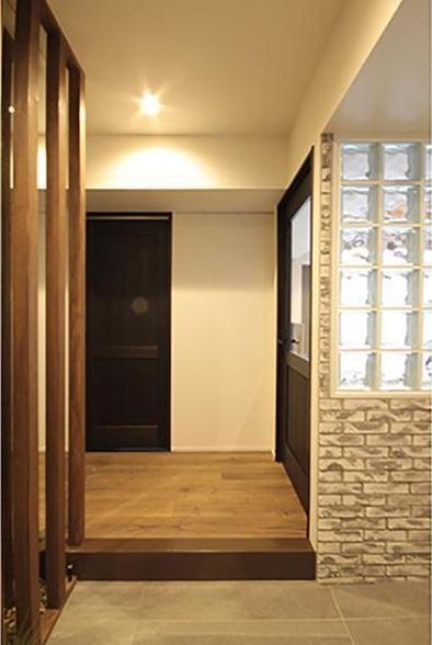 リノベーション・リフォーム会社:リノステージ「渋谷区  ヴィンテージ感溢れるデザインと快適性の両立」