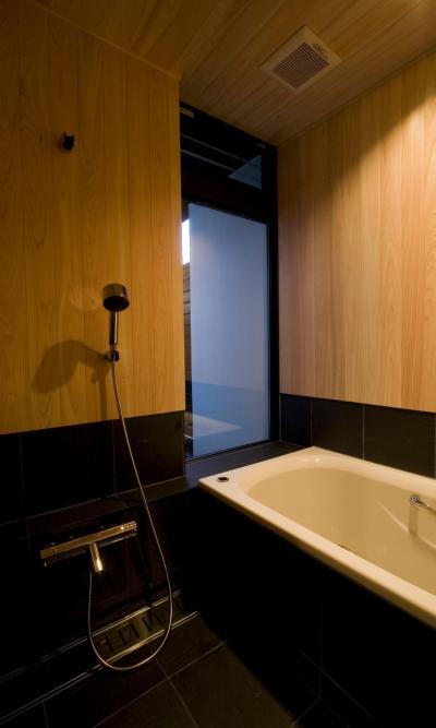 浴室 (東光庵)