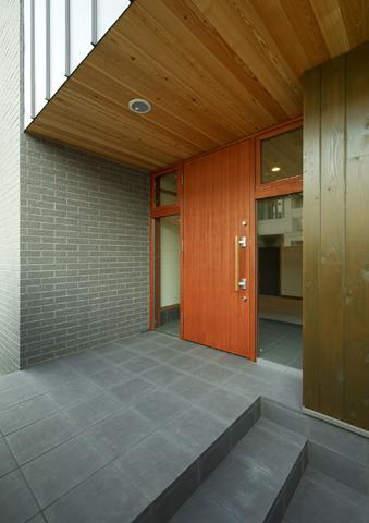 浜寺公園の家の写真 玄関-外観