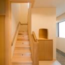 階段(撮影:幸田青滋)