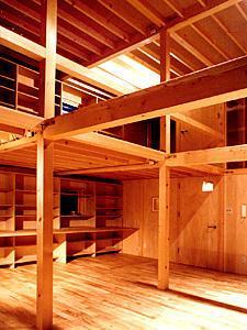T-BOXの部屋 1階アトリエ-1