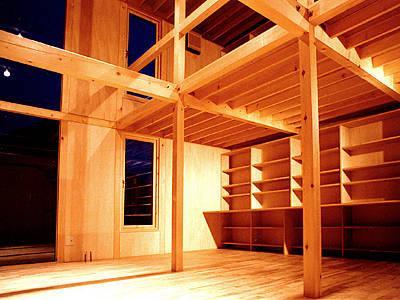 T-BOXの部屋 1階アトリエ-2