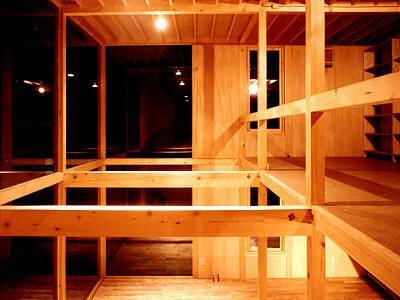 T-BOXの部屋 2階アトリエ