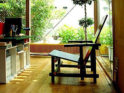 T-BOXの部屋 作業部屋-椅子