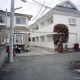 調布の家 (外観(撮影:山岸剛,永井杏奈, 新建築社写真部))