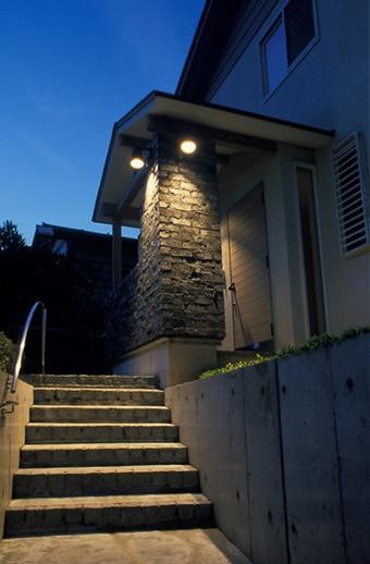 鎌倉の清荘の部屋 玄関
