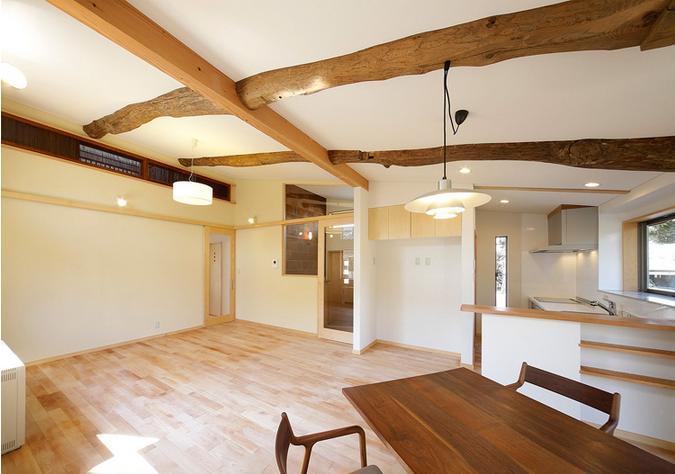 建築家:池田真理「古材が活きる家」