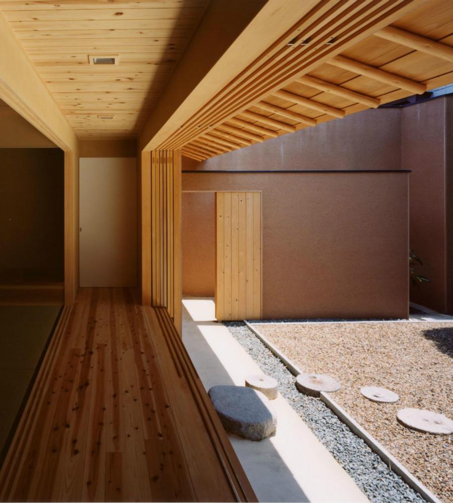 建築家:中島謙一郎「Yさんの住家」