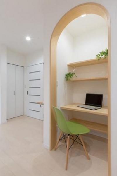 書斎 (太陽光の家)