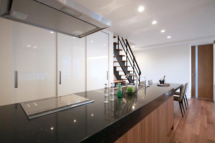 KKの写真 キッチン