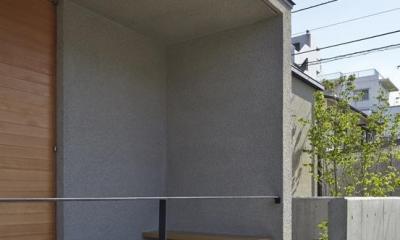 Umi house (エントランス2)