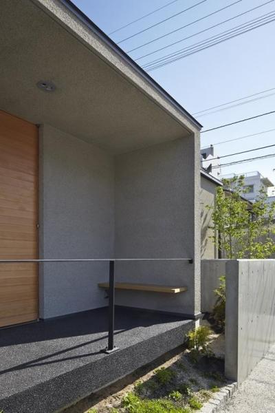 エントランス2 (Umi house)