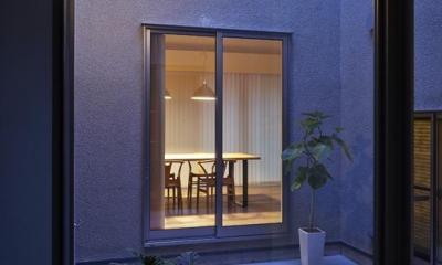 Umi house (中庭)
