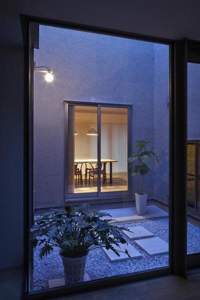 中庭 (Umi house)