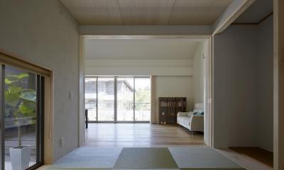 Umi house (和室4)