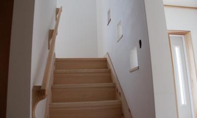 階段|富田林の家