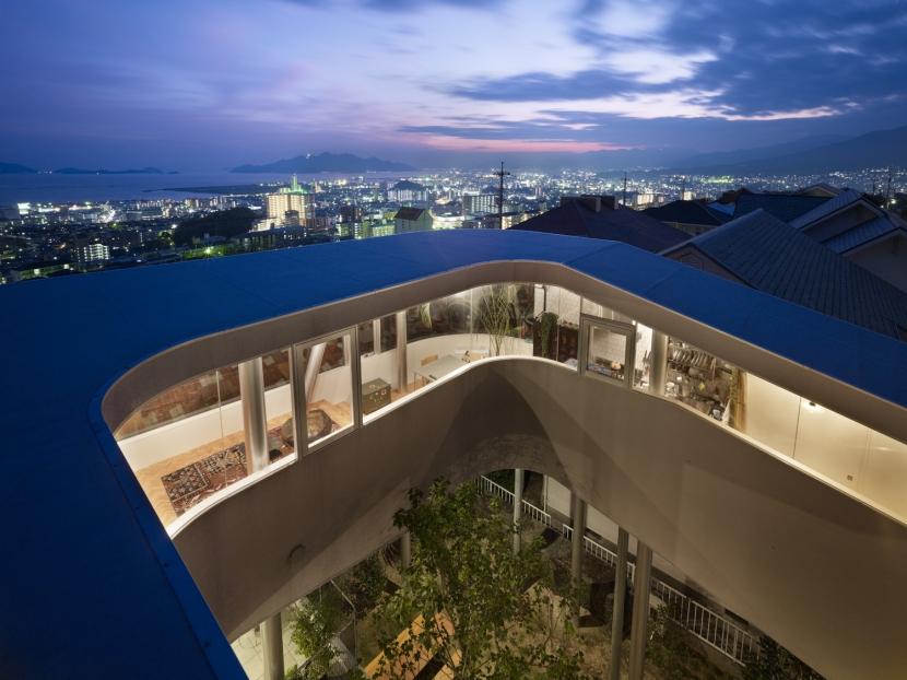 建築家:岡田公彦「戸田邸」