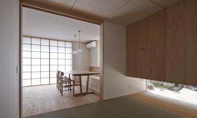 Shigaraki house (和室1)