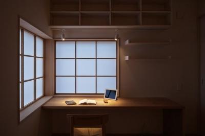 寝室2 (Shigaraki house)
