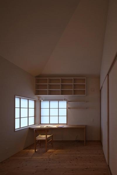 Shigaraki house (寝室4)
