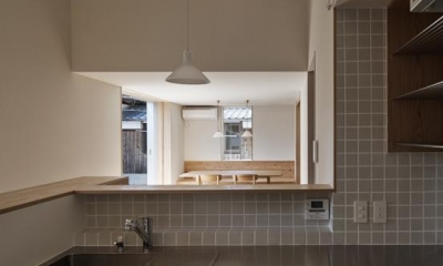 Shigaraki house (キッチン1)