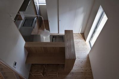 Shigaraki house (キッチン3)