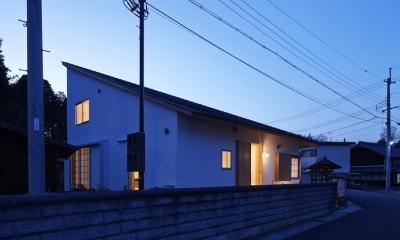 Shigaraki house (外観)