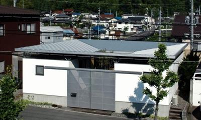 コートハウス3 (コートハウス3の外観)
