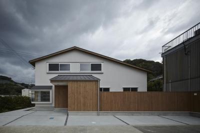 Maruta house (外観)