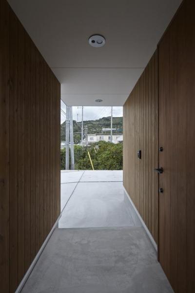 エントランス (Maruta house)