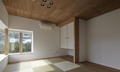 Maruta house (和室2)