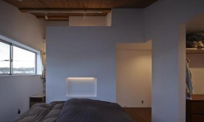 Maruta house (寝室)