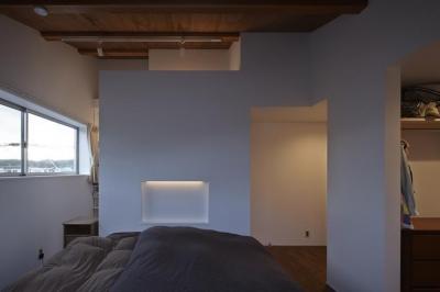 寝室 (Maruta house)