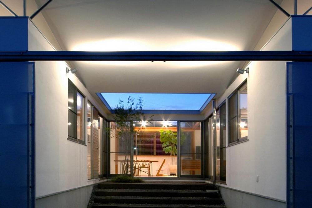 コートハウス3 (コートハウス3の中庭)