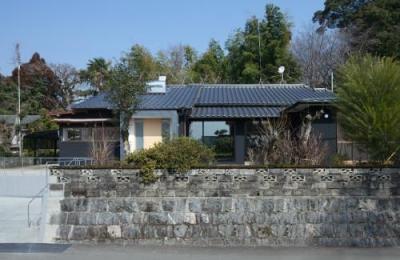 鳥栖の住宅01 (外観(撮影:Y.Harigane))