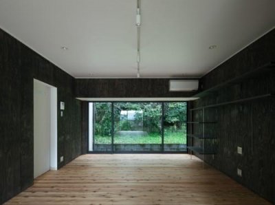 鳥栖の住宅01 (ファミリースペース2(撮影:Y.Harigane))