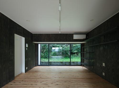 鳥栖の住宅01の部屋 ファミリースペース2(撮影:Y.Harigane)