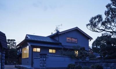 Hazukashi house (外観)