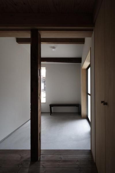 玄関 (Hazukashi house)