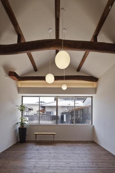 Hazukashi house (リビング1)